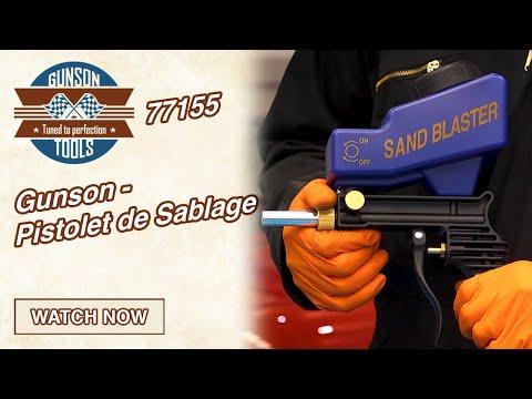 77155 Gunson - Pistolet de Sablage