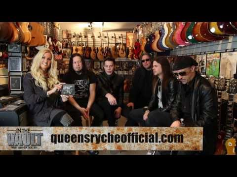 In the Vault with Shanda Golden-QUEENSRYCHE