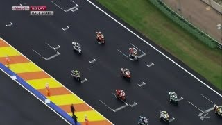 Video Márquez off the line in Valencia -- A bird's eye view MP3, 3GP, MP4, WEBM, AVI, FLV November 2017