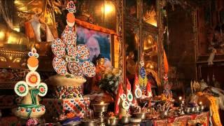 Tara Pooja with Lama Wangdu Rinpoche 2014. 2/2