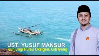 Video Perjalanan Ustad Yusuf Mansur Kunjungi Pulau Oksigen di Sumenep MP3, 3GP, MP4, WEBM, AVI, FLV Mei 2019