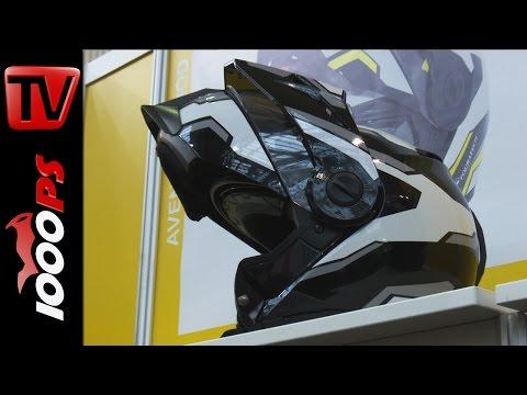 Touratech Aventuro Mod Klapphelm 2016  | Motorrad Linz