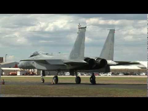 Un caza estadounidense F-15 fue derribado en Libia por un MIG-23 de fabricacion Rusa.