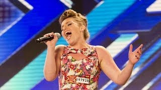 Ella Henderson&#39;s audition - The X Factor UK 2012
