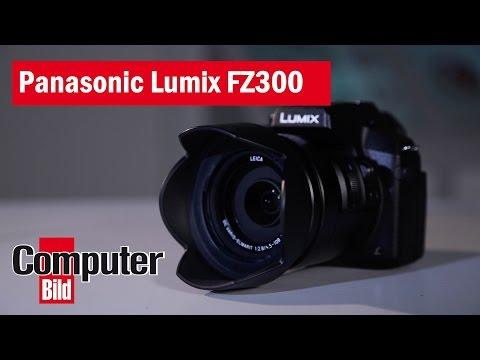 Superzoom-Kamera im Praxis-Test: Panasonic Lumix FZ300
