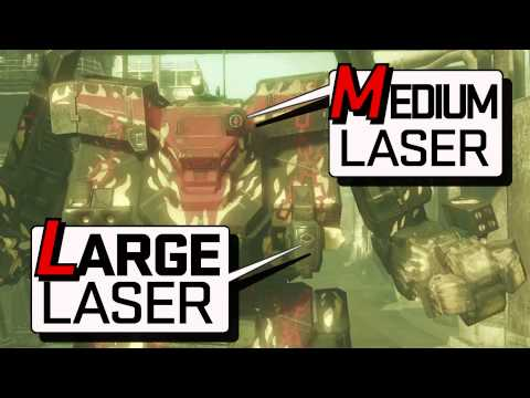 Pretty Baby Trailer - Mechwarrior Online