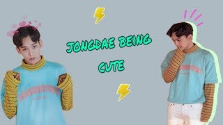 Video 5 Minutes of Jongdae being cute MP3, 3GP, MP4, WEBM, AVI, FLV September 2019
