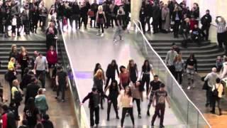 Thriller Flashmob 2013