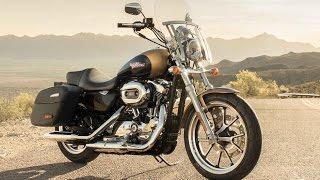 10. 2017 Harley-Davidson SuperLow 1200T | Light weight