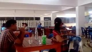 Amnat Charoen Thailand  city images : Food court, Government Office Buildings/Immigration Office Amnat Charoen, Thailand