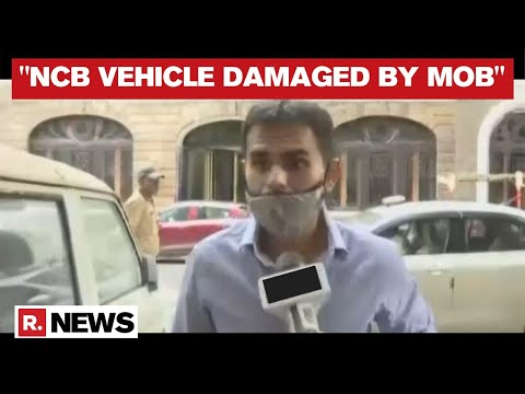 NCB Details Attack On Team During Drug Raid In Mumbai, States 'Three Accused Gathered A Mob'