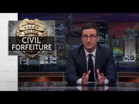 Last Week Tonight with John Oliver: Civil Forfeiture (HBO)