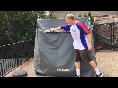 Kettler Outdoor Table Tennis Cover Review