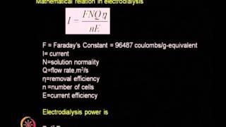 Mod-01 Lec-23 Membranes (continued)