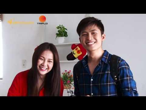 """Gin Tuấn Kiệt tiết lộ tiến đến 1 """"mối quan hệ mới"""" với Tam Triều Dâng sau thời gian làm việc chung - Thời lượng: 3 phút, 17 giây."""