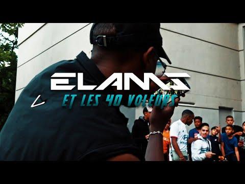 """Elams et les 40 voleurs - Épisode 2 """"Lyon"""" avec Miro Starf, Sasso, Big Ben, Pouya ALZ, ISKA"""