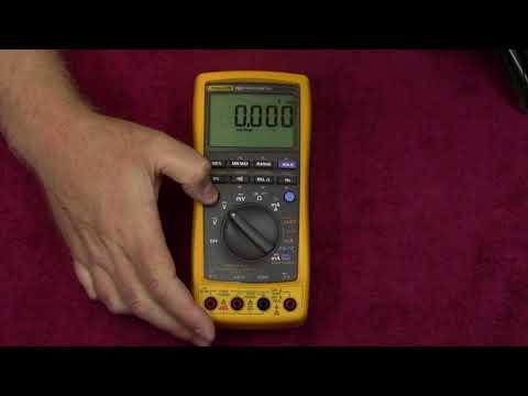 Episode 101   Fluke 789 Process Meter Mini Review