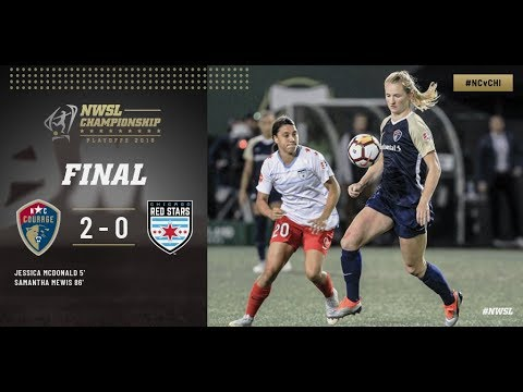 Highlights: North Carolina Courage vs. Chicago Red Stars | September 18, 2018