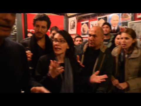 Video #FuoriProgrammaliveforweb con Ferzan Ozpetek