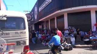 San Miguel, El Salvador market