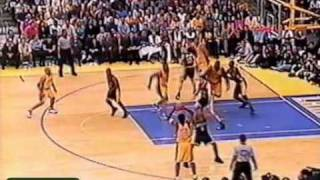 Shaquille O'Neal 43 points vs.Indiana Pacers Game 1 2000 Finals