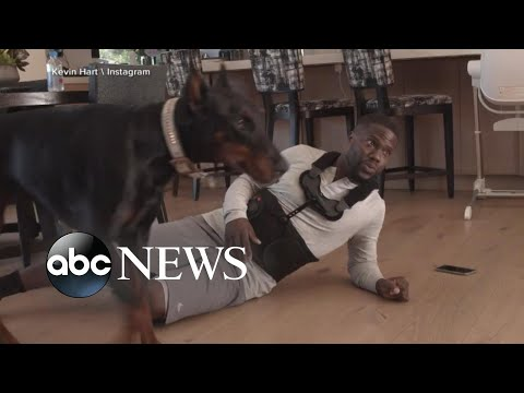 Kevin Hart opens up on recovery from car crash l ABC News