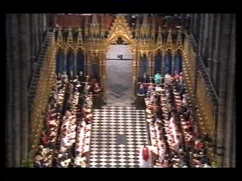 Crown Him With Many Crowns - Westminster Abbey