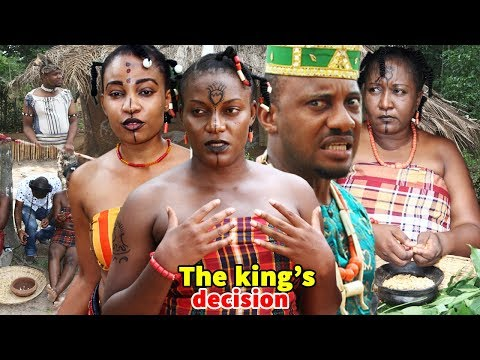 The King's Decision 1&2 - Yul Edochie  2018 Latest Nigerian Nollywood Movie//African Movie Full HD