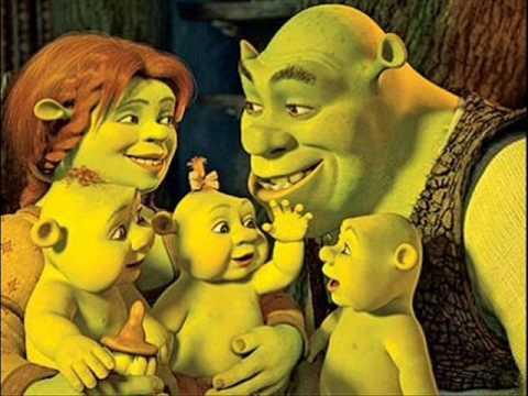 KALIMERO - Shrek i Fiona (audio)