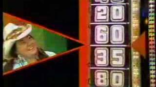 A full showcase showdown segment from 1980 including a consolation prize plug from Johnny Olson