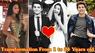 Download Video Kira Kosarin and Jack Griffo transformation from 1 to 21 years old MP3 3GP MP4
