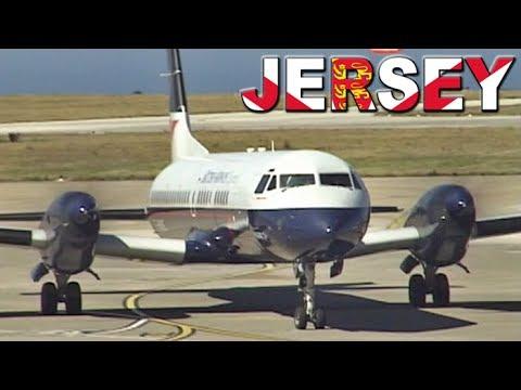 Aviation Memories JERSEY AIRPORT (1999)