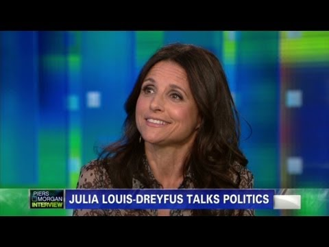 Julia Louis-Dreyfus on politics