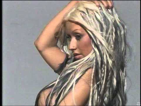 Christina Aguilera Nude Maxim Photo Shoot