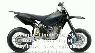 3. Husaberg FS 650e -  Top Speed Features