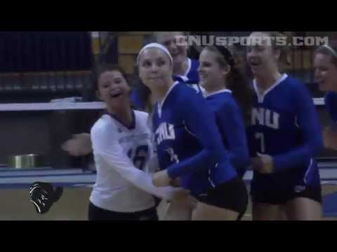 VB: CNU vs Juniata Highlights