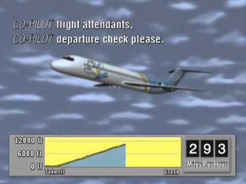 Trial Graphics: ValuJet Flight 592 Everglades Crash - Aviation Litigation Animation (видео)