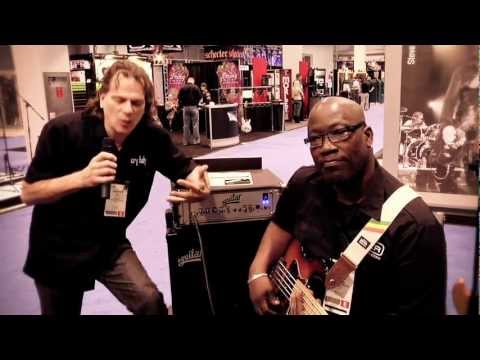 2012 NAMM Show: Bass Fuzz Deluxe Demo