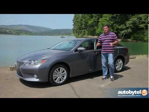 2013 Lexus ES 350: Video Road Test & Review