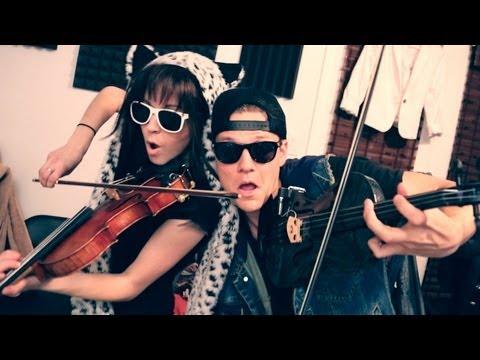 Tekst piosenki Lindsey Stirling - Thrift Shop po polsku