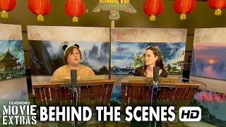 Nonton Kung Fu Panda 3 (2016) Behind the Scenes - Cast ADR Film Subtitle Indonesia Streaming Movie Download