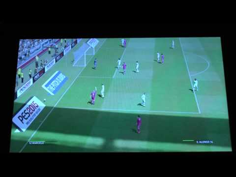1# PES 2015 test on tablet PC - Full Details !!! AMAZING