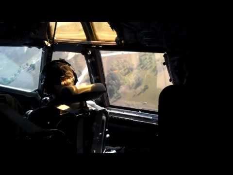 Der Start einer Transall C-160,...