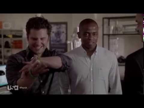 Psych Season 8 Episode 8 Psych-Out