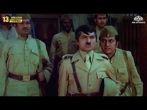 """""""Hum Angrejo Ke Zamane Ke Jailer Hai"""" Comedy Scene From Sholay Hindi Movie"""