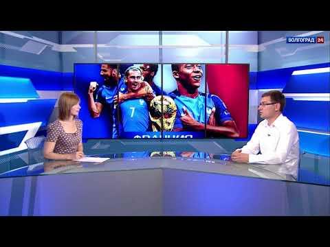 Павел Переходов, директор волонтерского центра Чемпионата мира по футболу FIFA 2018 в Волгограде