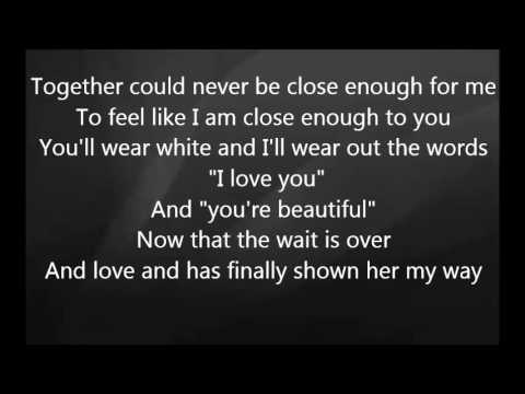 Martina McBride - Marry Me With Lyrics