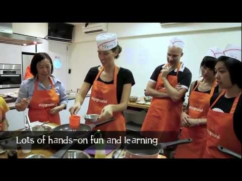 Hands-on Local Cooking Class In Singapore | Food Playground