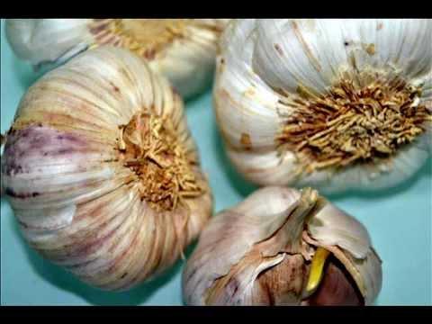 i benefici di mangiare 4 spicchi d'aglio al giorno in questo filmato