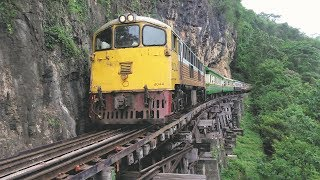Train The Most Dangerous And Extreme Railways In The World World Fastest